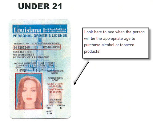 Dating id card license permit